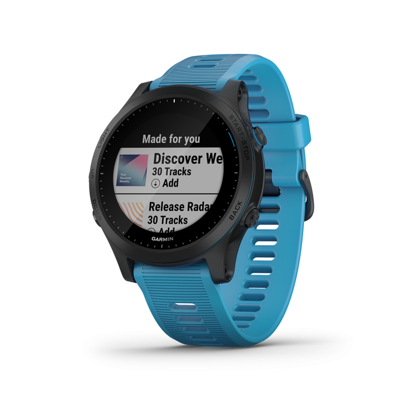 Forerunner 945 GPS, Wi-fi, EMEA Bundle, Blue (Watch + Heart Rate Monitor HRM )