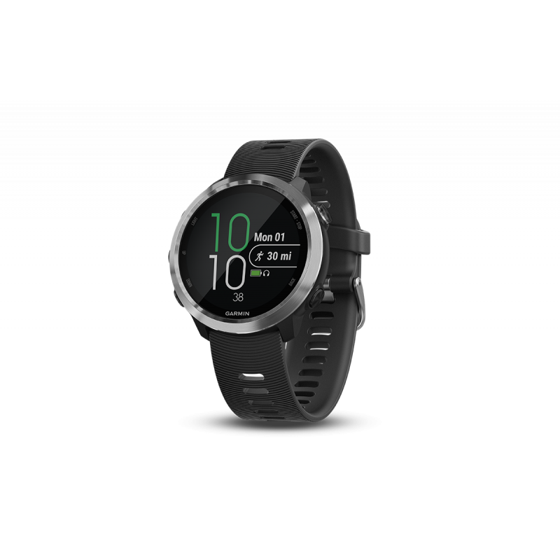 Forerunner® 645 Music , With Black Coloured Band